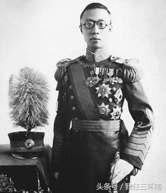 一個傀儡皇帝溥儀在這裡生活了十四年的地方——長春偽滿洲國皇宮 - 每日頭條