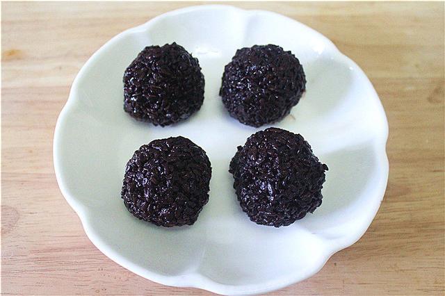 芒果白雪黑糯米,經典的港式甜品 - 每日頭條