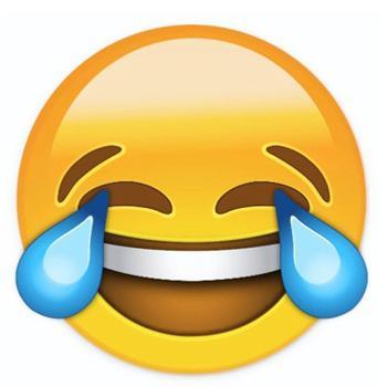 一路哭到頂:笑哭臉成全球最受歡迎表情符號 - 每日頭條