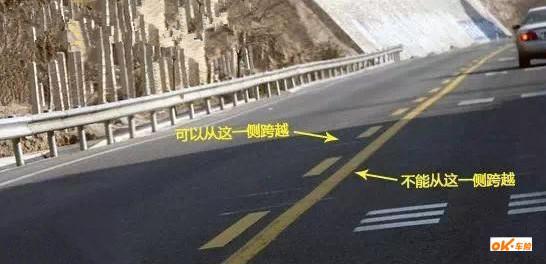 路面上的交通標識線,你了解嗎? - 每日頭條