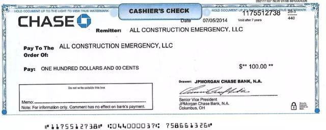 一分鐘學會寫支票:教你如何寫金額,簽名,兌現,外加各種支票類型 - 每日頭條