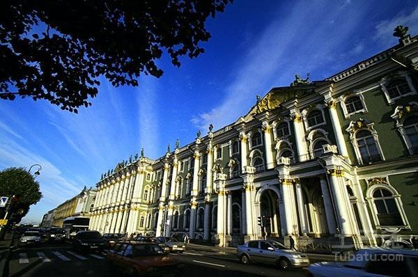 歐式建築風格分類及特點介紹 - 每日頭條