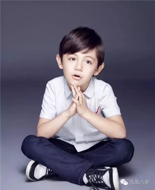 諾一才5歲,劉燁給定了5門娃娃親!這是在廣撒網釣大魚嗎? - 每日頭條
