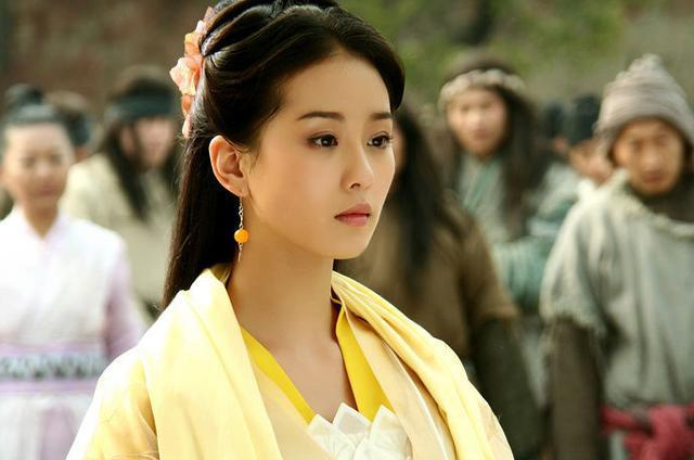 《倚天屠龍記》里的黃衫女真的是楊過和小龍女的後代嗎? - 每日頭條