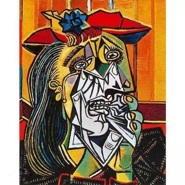 畢卡索|一生最出名的12幅作品背後的故事 - 每日頭條