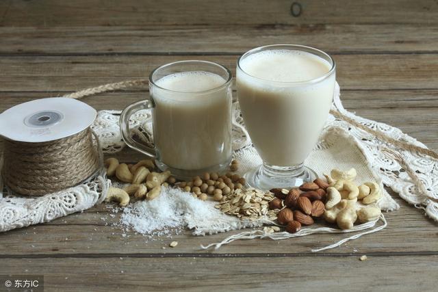 牛奶、豆漿。到底喝哪個好?結論看這裡 - 每日頭條