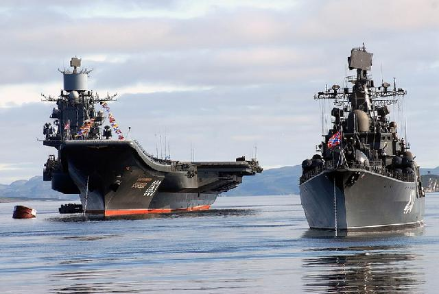 俄羅斯航母究竟要幹什麼去了?中國軍迷表示徹底坐不住了 - 每日頭條