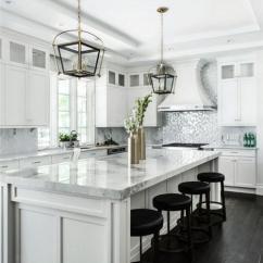 Kitchen Design Naperville Cabinet 国外五款最常见的厨房装修效果图 每日头条 Naperville厨房
