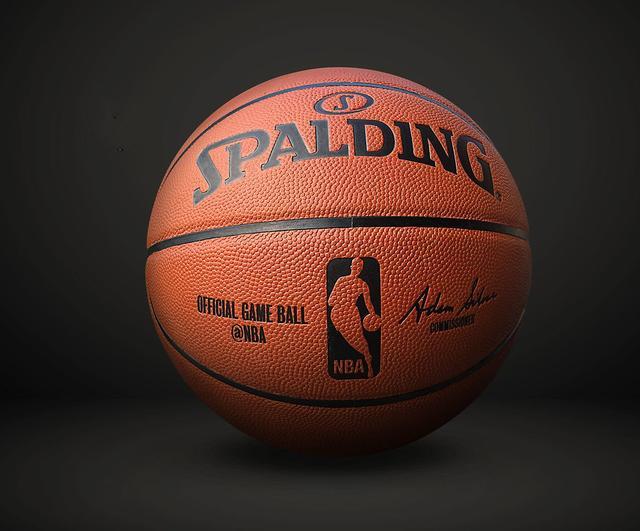 NBA的官方用球你肯定不知道這麼多! - 每日頭條
