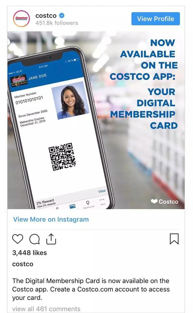 Costco會員又有福利!新推出的電子會員卡到底怎麼註冊和使用? - 每日頭條