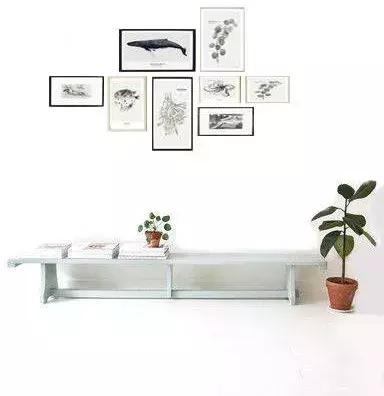 照片牆排列技巧,超級實用,值得分享收藏 - 每日頭條