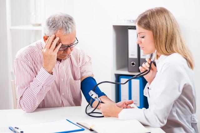 高血壓的10大癥狀,出現4個以上,趕快測血壓 - 每日頭條