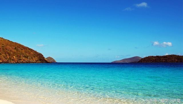 天堂般的加勒比海島嶼 - 每日頭條