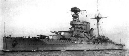 二戰英國海軍主力老兵「伊莉莎白女王級戰列艦」! - 每日頭條