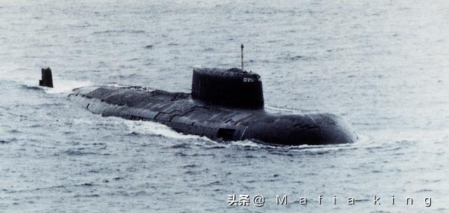 奧斯卡級核動力巡航飛彈潛艇-949型核潛艇 - 每日頭條