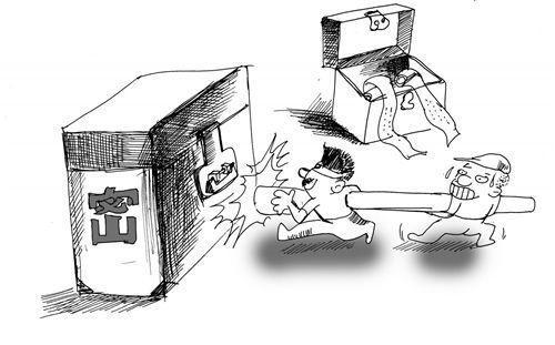 還在用123456簡單的密碼?盤點黑客破解密碼的方法! - 每日頭條