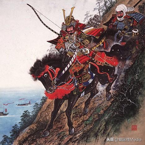 日本人說成吉思汗其實是流亡的日本名將,大家聽聽有沒有道理 - 每日頭條