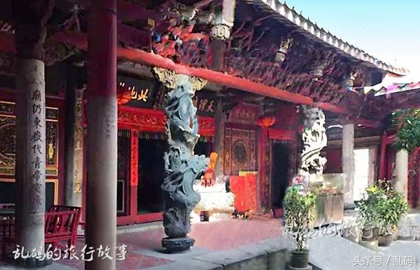 福建古廟坐擁兩大「鎮廟之寶」 敲擊龍柱竟傳出鐘鼓聲成罕見奇觀 - 每日頭條