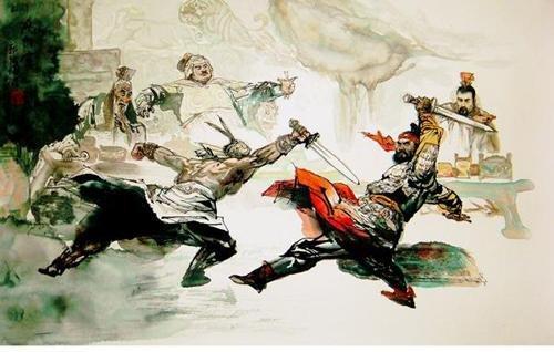 司馬遷的《史記》告訴我們,歷史上的鴻門宴,其實是劉邦的陰謀 - 每日頭條