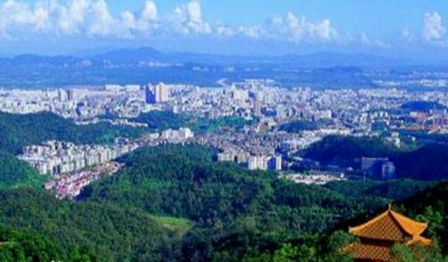 說說廣東人口80萬的大區 蓬江區 - 每日頭條