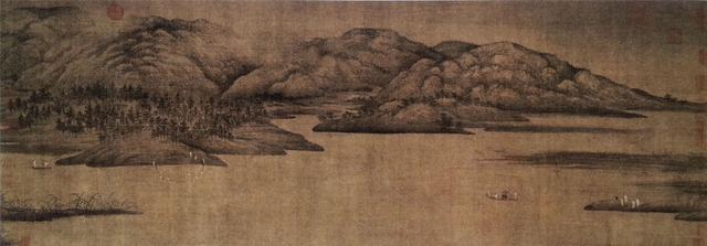 五代南唐畫家懂原和披麻皴 - 每日頭條