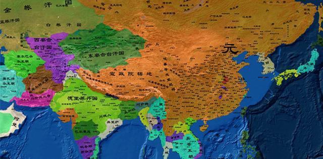 中國歷代國土面積排行,中國的面積僅次於俄羅斯,124,984,做到了英國沒能做到的事情:沿著麥克馬洪線和1941年英軍聲稱「抗日」而越界的占據線,元朝第一那最後一名是哪個朝代呢? - 每日頭條