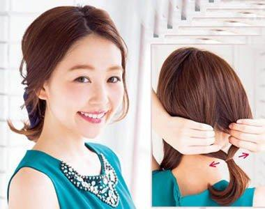 頭髮少頭髮短怎麼紮好看?5款髮型幫你解決煩惱! - 每日頭條