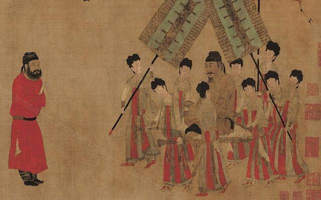 中國古代的封建制度:五帝萌芽,夏商發展,西周完善,戰國奔潰 - 每日頭條