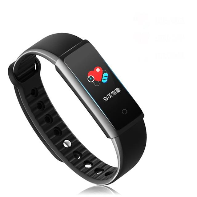 新「智能腕錶「,心率血壓一覽全屏,鄰居都來瞅,想低調都不行 - 每日頭條