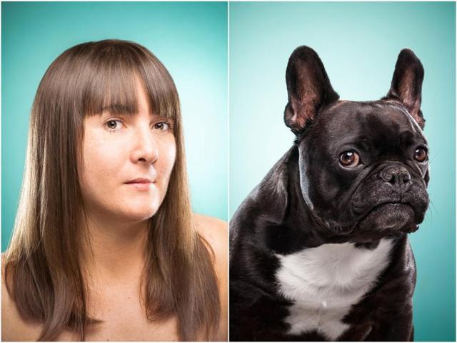 來看看狗主人是如何模仿他們的寵物 - 每日頭條
