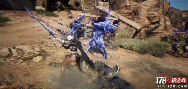 《黑色沙漠》公布黑暗騎士實機戰鬥宣傳片 - 每日頭條