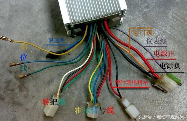 電動車控制器問題一,缺相後零啟動會抖動的維修技巧 - 每日頭條