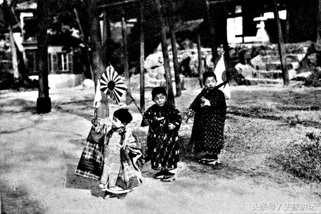 老照片:二戰時期日本軍國主義下的國民教育 - 每日頭條
