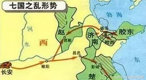 七王之亂竟然是因為漢景帝的賭博而引發的 - 每日頭條