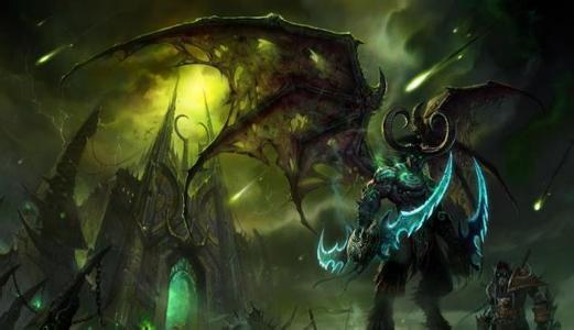 魔獸世界7.1惡魔獵手攻略 自動擋天賦輸出手法 - 每日頭條