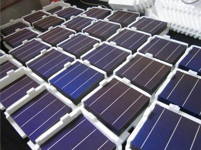 多晶矽太陽能電池片基本定義 - 每日頭條