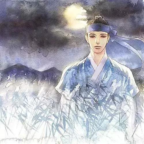 《雲畫的月光》漫畫版,大寶劍和金有貞很神似呢 - 每日頭條