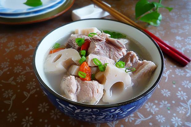 每日一道家常菜:蓮藕排骨湯 - 每日頭條