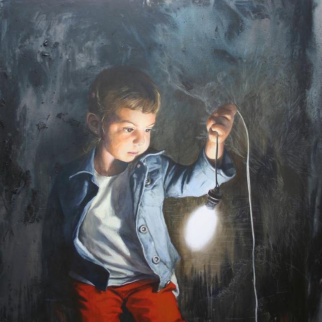 寫實風景:來自西班牙畫家 David Casals 繪畫作品 - 每日頭條