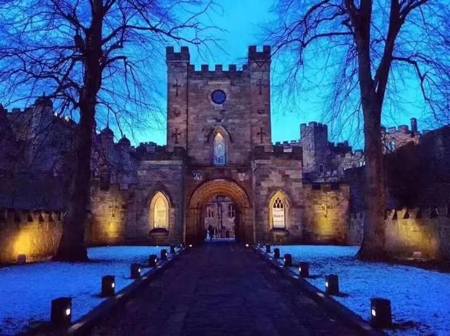 來哈利波特的城堡讀書——杜倫大學 - 每日頭條