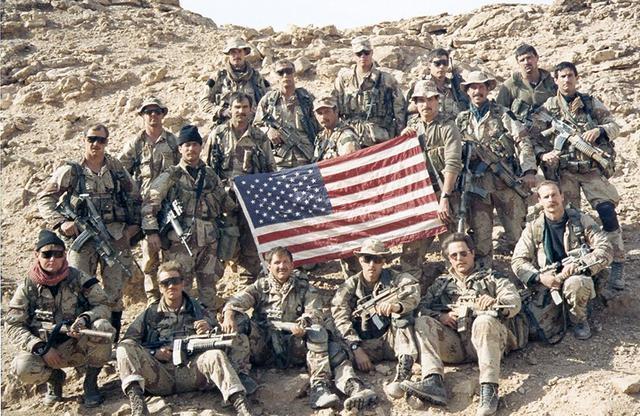美國的三角洲部隊到底是一支怎樣的武裝組織? - 每日頭條