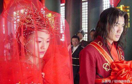 直擊影視劇「婚禮現場「!女星古裝結婚照大比拼,誰會驚艷到你? - 每日頭條