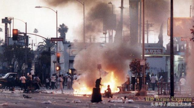 二十五周年回顧 洛杉磯大暴動有多恐怖(一) - 每日頭條
