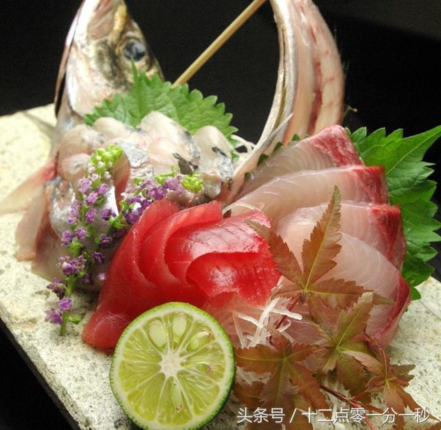 用這些魚做刺身更加讓人有食慾! - 每日頭條