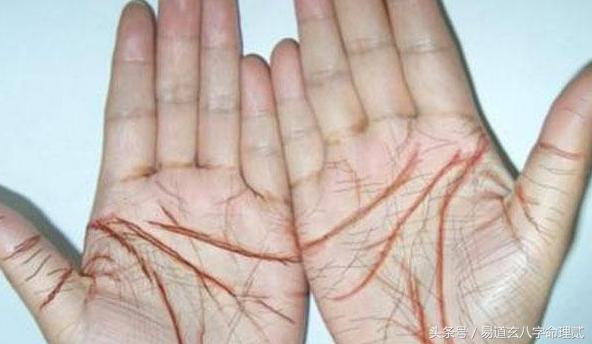 手紋亂的人手相怎麼樣 - 每日頭條