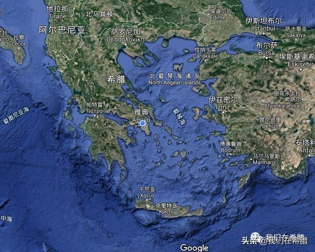 希臘的氣候和雅典的天氣 - 每日頭條