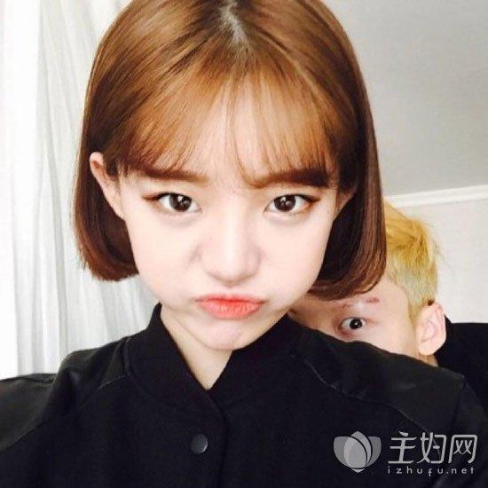 空氣劉海適合什麼髮型 韓式空氣劉海長發髮型圖片 - 每日頭條