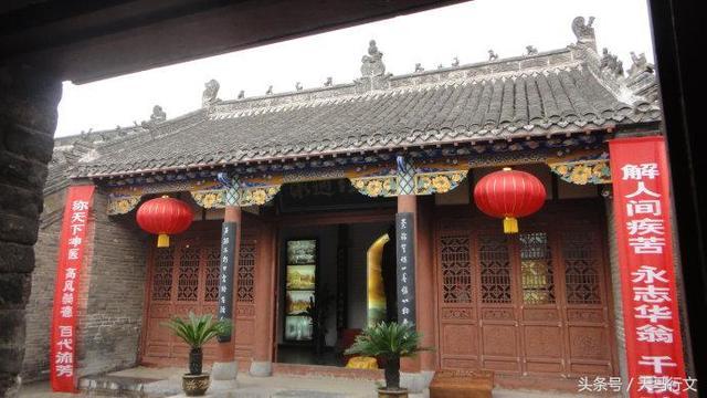 亳州華祖庵---祭祀神醫華佗的廟祠(圖) - 每日頭條