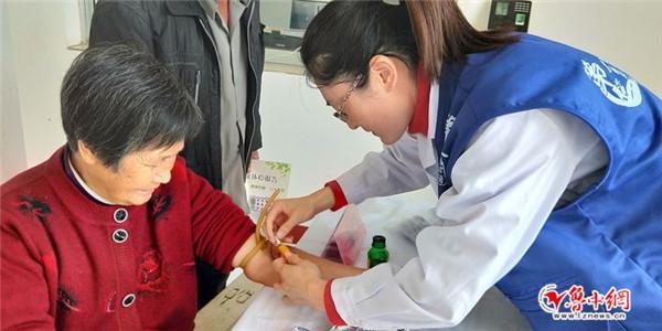 高青縣人民醫院第一村醫司書靜:盡我所能 竭盡全力 - 每日頭條