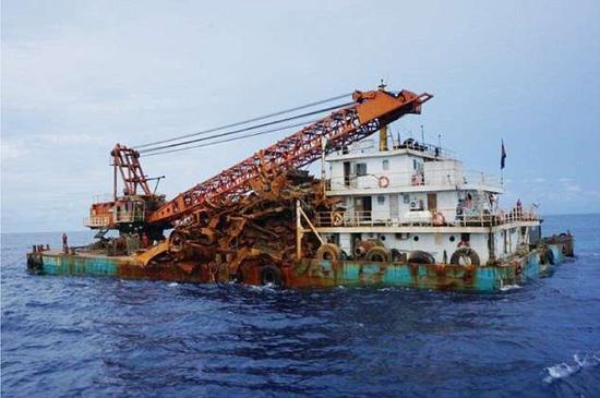 二戰沉船遺骸為啥引來眾多打撈?背後有一用途你絕對想不到 - 每日頭條